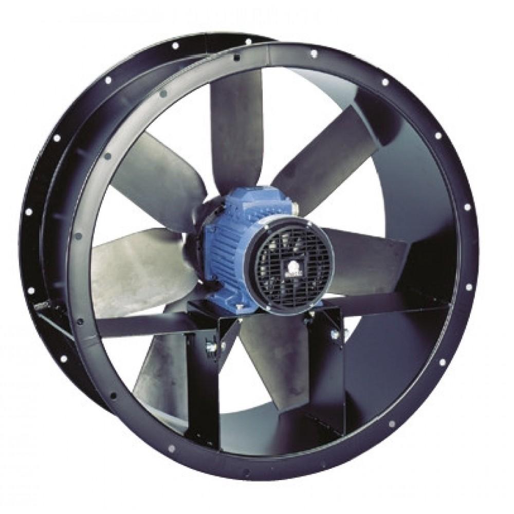 S&P Ανεμιστήρας Αξονικός Κυλινδρικός / Βιομηχανικός TCΒB/4-355/H (200W 3490m3/h)